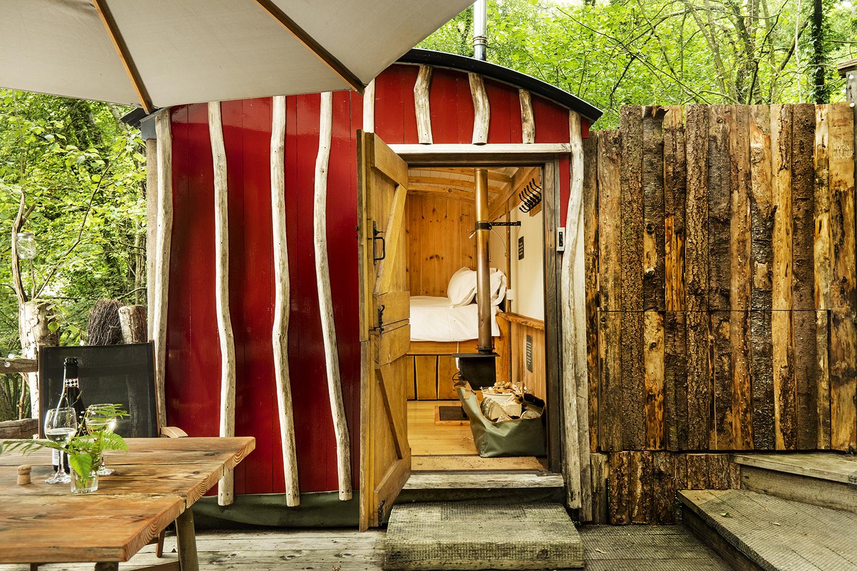 Bodger the Shepherds Hut