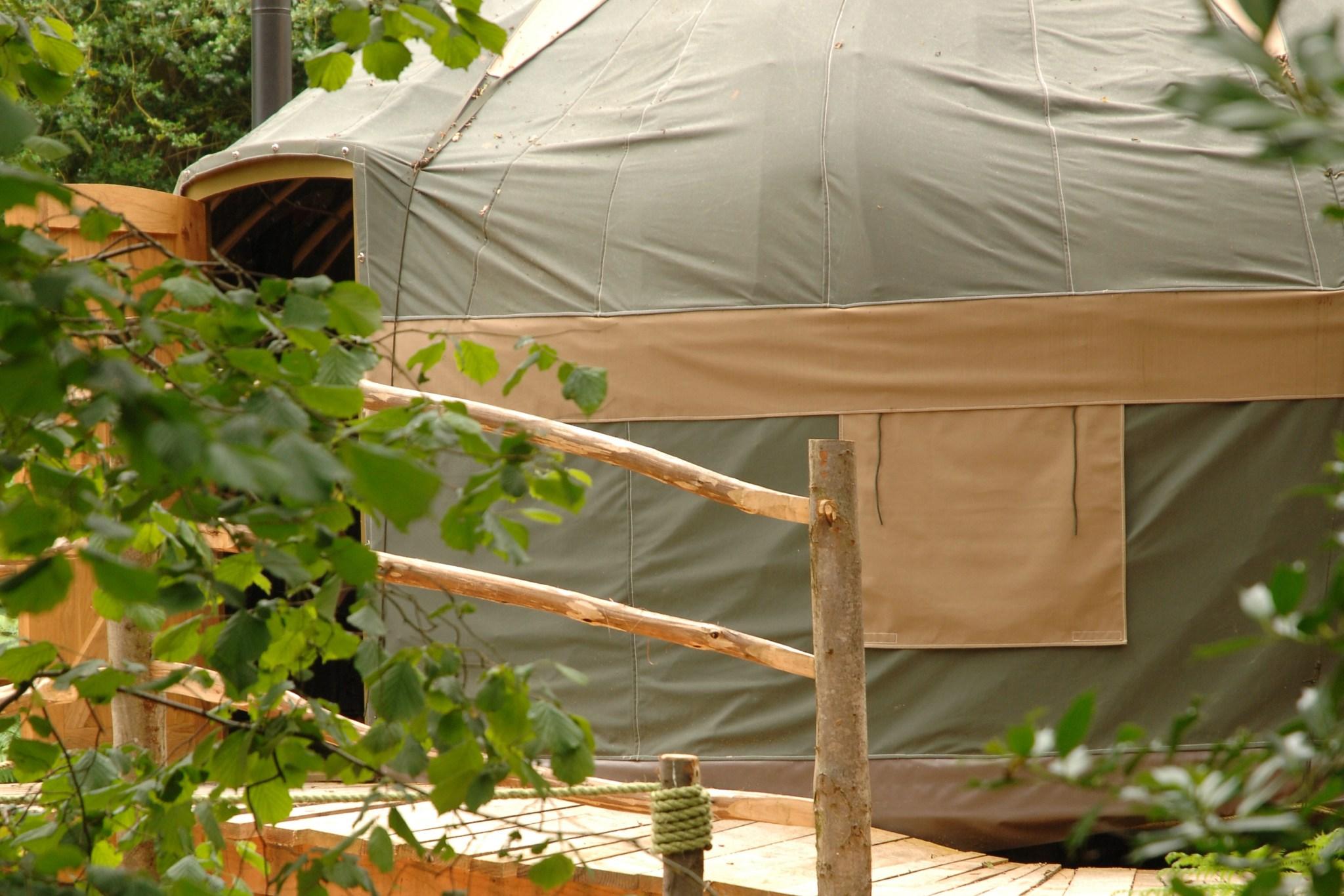 Poppet the Yurt